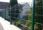 muş dekoratif panel çit