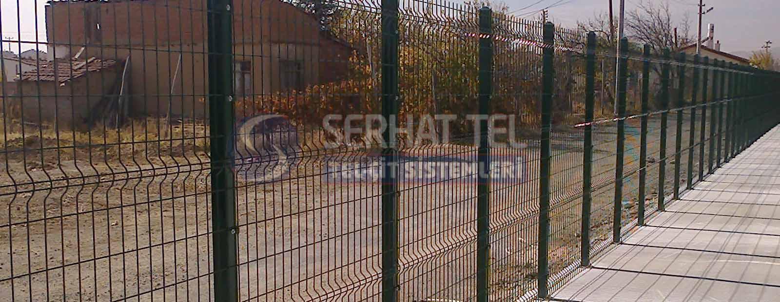 muş panel çit